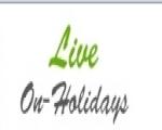 Ιστοσελίδα - ON HOLIDAYS