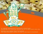 Δικτυακός τόπος Mr Pop Corn