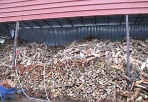 καυσόξυλα - ξύλα για τζάκι
