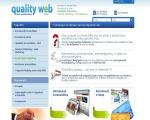 Ιστοσελίδα - Quality web