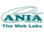 Ιστοσελίδα e-ania - The Web Labs