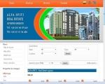 Ιστοσελίδα - Alfa Spiti Real Estate