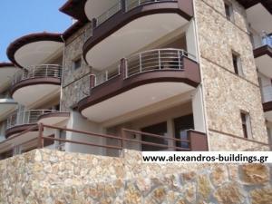 Κατασκευή και πώληση κατοικιών στο Λιτόχωρο Πιερίας