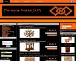 Ιστοσελίδα - Paradise Waterfalls