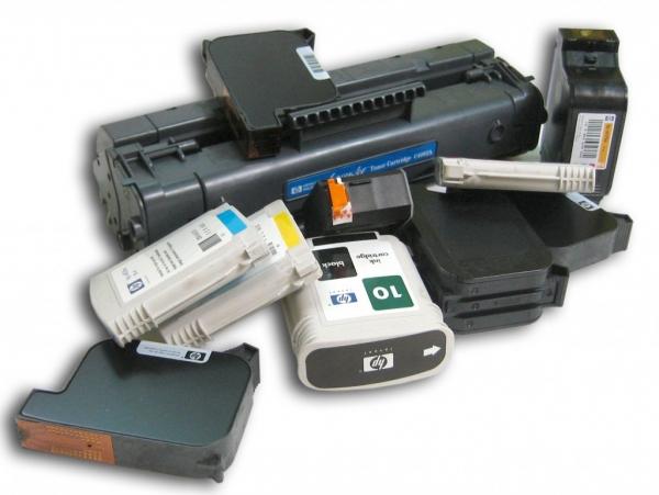 Αναλώσιμα μελάνια και τόνερ εκτυπωτών