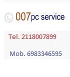 007 PC Service - Επισκευές Desktop και Laptop στην Κηφισιά.